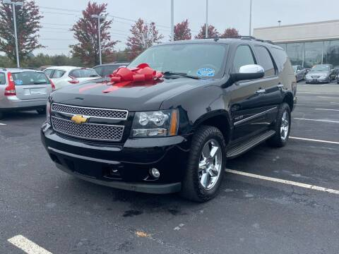 2012 Chevrolet Tahoe for sale at Charlotte Auto Group, Inc in Monroe NC