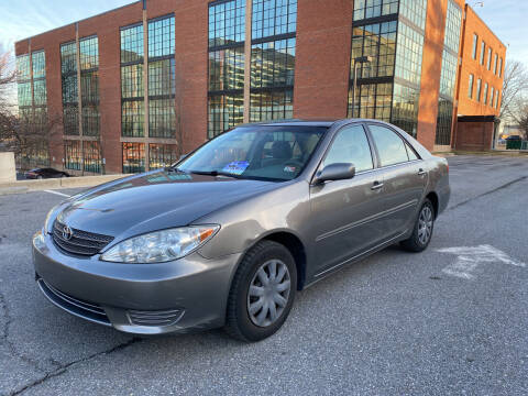2006 Toyota Camry for sale at Auto Wholesalers Of Rockville in Rockville MD