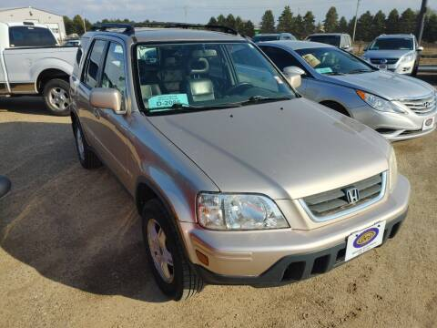 2001 Honda CR-V for sale at BERG AUTO MALL & TRUCKING INC in Beresford SD