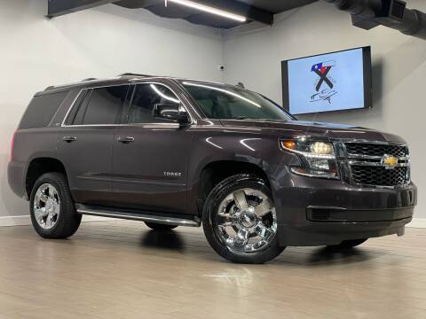2015 Chevrolet Tahoe for sale at TX Auto Group in Houston TX