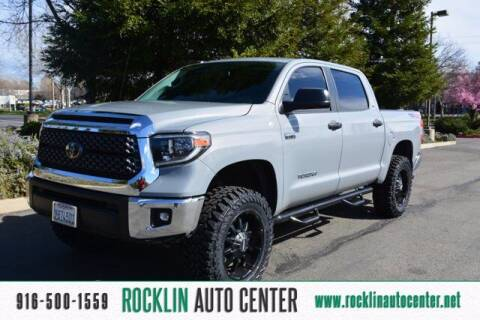 2018 Toyota Tundra for sale at Rocklin Auto Center in Rocklin CA