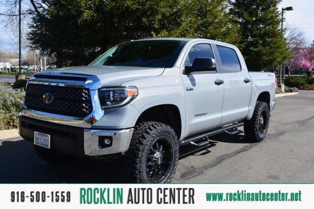 2018 Toyota Tundra for sale at Rocklin Auto Center in Rocklin CA