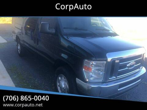 2014 Ford E-Series Cargo for sale at CorpAuto in Cleveland GA
