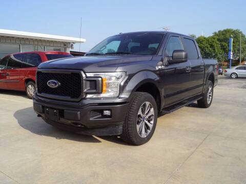 2019 Ford F-150 for sale at Kansas Auto Sales in Wichita KS