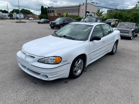 2003 Pontiac Grand Am for sale at Fairview Motors in West Allis WI