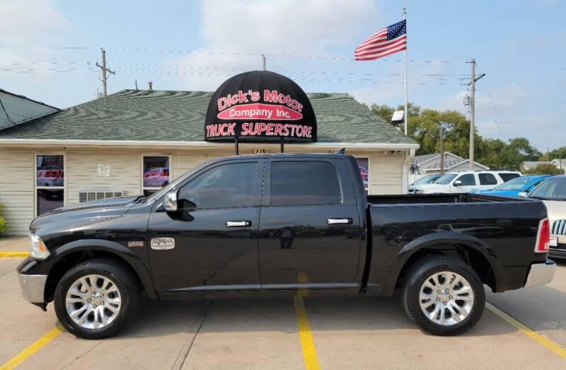 2016 RAM Ram Pickup 1500 for sale at DICK'S MOTOR CO INC in Grand Island NE