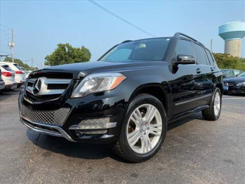 2013 Mercedes-Benz GLK for sale at iDeal Auto in Raleigh NC