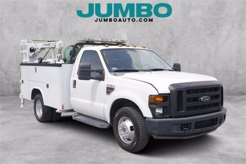 2009 Ford F-350 Super Duty for sale at JumboAutoGroup.com in Hollywood FL