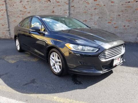 2013 Ford Fusion for sale at GTR Auto Solutions in Newark NJ