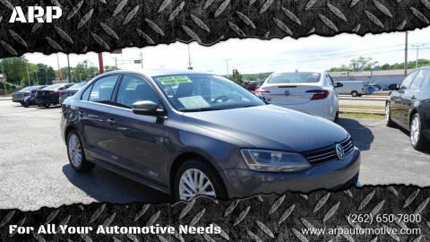 2014 Volkswagen Jetta for sale at ARP in Waukesha WI