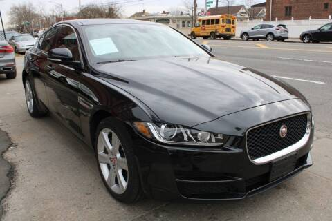 2017 Jaguar XE for sale at LIBERTY AUTOLAND INC in Jamaica NY