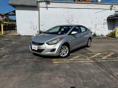 2011 Hyundai Elantra for sale at Santa Motors Inc in Rochester NY