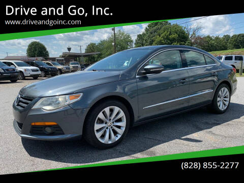 2009 Volkswagen CC for sale at Drive and Go, Inc. in Hickory NC