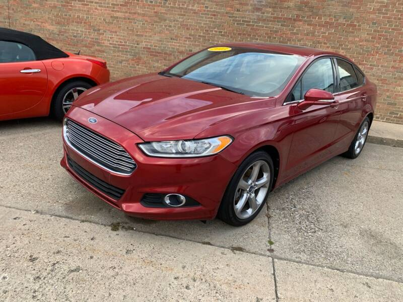 2013 Ford Fusion for sale at Cars To Go in Lafayette IN