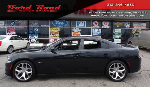 2015 Dodge Charger for sale at Ford Road Motor Sales in Dearborn MI