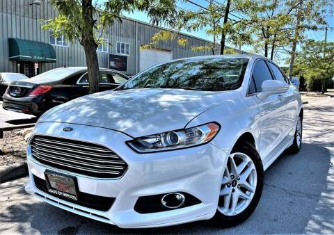 2014 Ford Fusion for sale at Haus of Imports in Lemont IL
