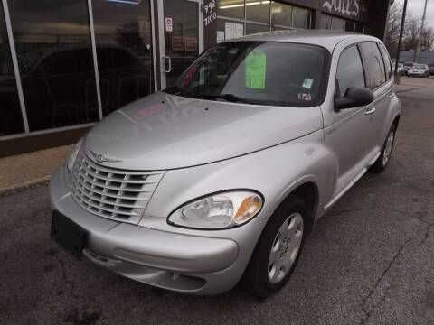2005 Chrysler PT Cruiser for sale at Arko Auto Sales in Eastlake OH