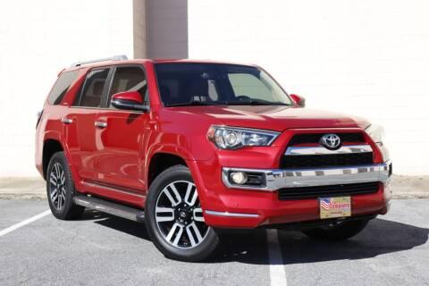 2014 Toyota 4Runner for sale at El Compadre Trucks in Doraville GA