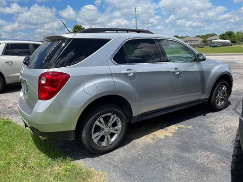 2015 Chevrolet Equinox for sale at Cars Across America in Republic MO