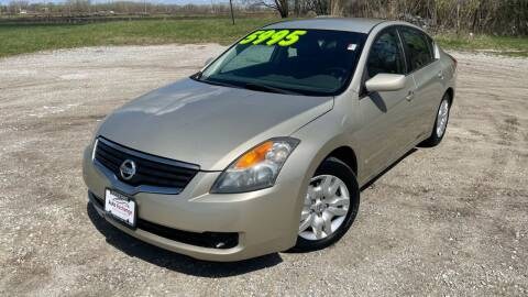 2009 Nissan Altima for sale at ROUTE 6 AUTOMAX in Markham IL