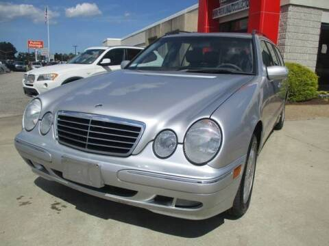 2002 Mercedes-Benz E-Class for sale at Premium Auto Collection in Chesapeake VA