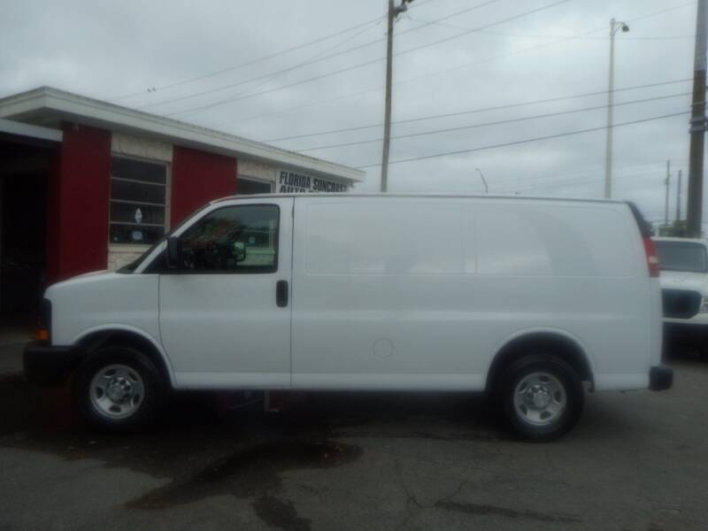 2016 Chevrolet Express Cargo for sale at Florida Suncoast Auto Brokers in Palm Harbor FL