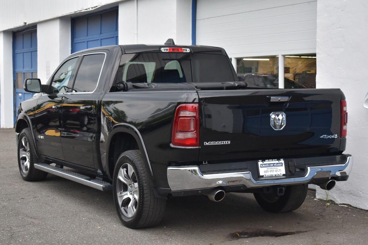 2019 RAM Ram Pickup 1500 Laramie 4×4 4dr Crew Cab 5.6 ft. SB Pickup full