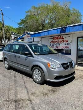 2014 Dodge Grand Caravan for sale at Ideal Motors in Oak Hill FL