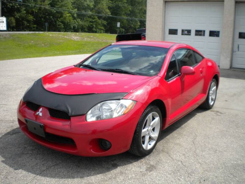 2006 Mitsubishi Eclipse for sale at Route 111 Auto Sales in Hampstead NH