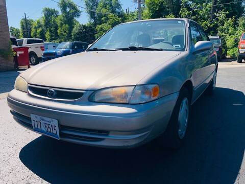 1998 Toyota Corolla for sale at Quality Auto Sales And Service Inc in Westchester IL