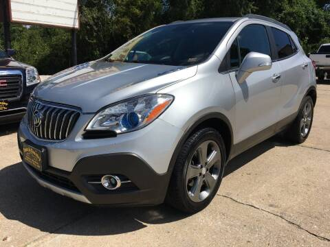 2014 Buick Encore for sale at Town and Country Auto Sales in Jefferson City MO