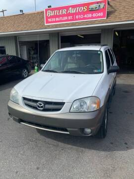 2004 Mazda Tribute for sale at Butler Auto in Easton PA