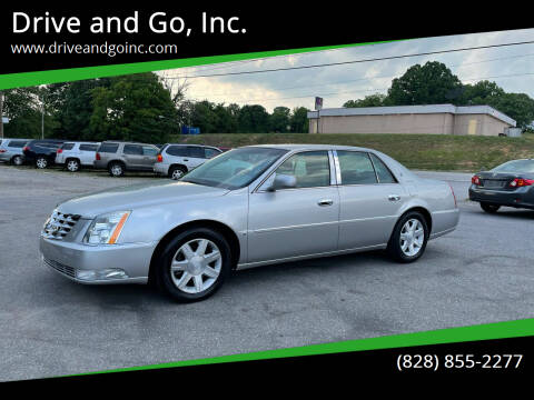 2006 Cadillac DTS for sale at Drive and Go, Inc. in Hickory NC