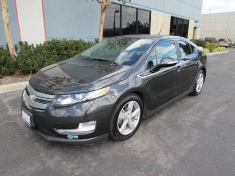 2014 Chevrolet Volt for sale at Pennington's Auto Sales Inc. in Orange CA