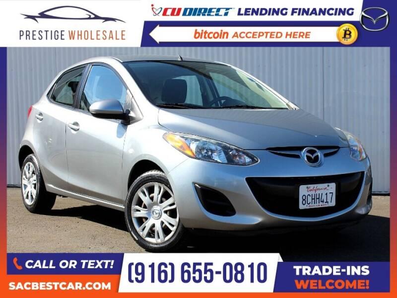 2014 Mazda MAZDA2 for sale in Sacramento, CA