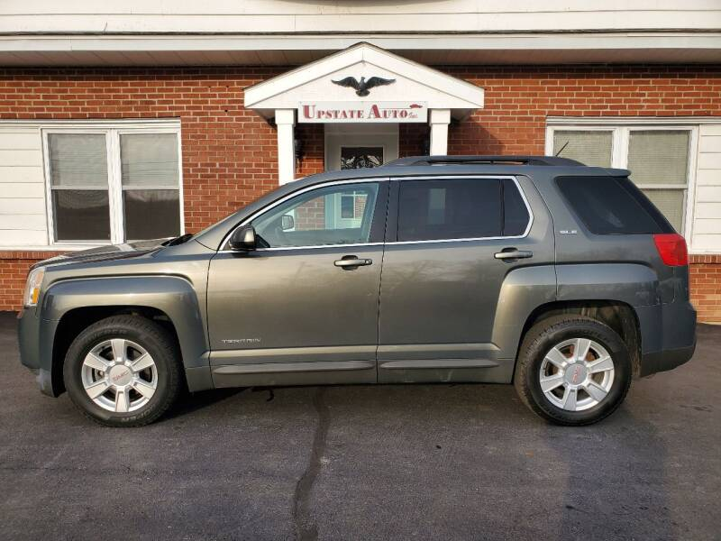 2013 GMC Terrain for sale at UPSTATE AUTO INC in Germantown NY