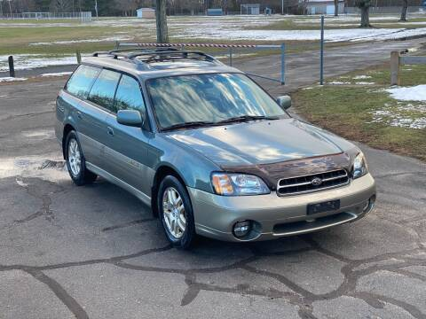 2001 Subaru Outback for sale at Choice Motor Car in Plainville CT