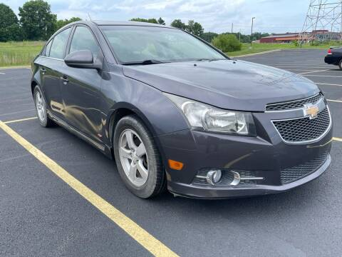 2011 Chevrolet Cruze for sale at Quality Motors Inc in Indianapolis IN