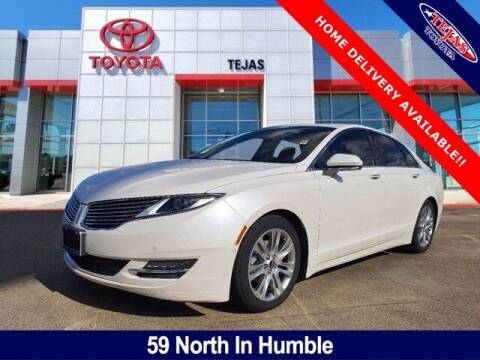 2013 Lincoln MKZ Hybrid for sale at TEJAS TOYOTA in Humble TX