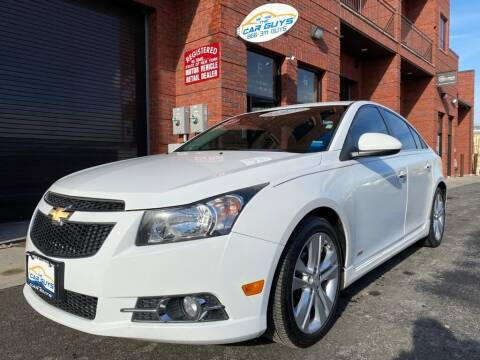 2014 Chevrolet Cruze for sale at The Car Guys in Staten Island	 NY