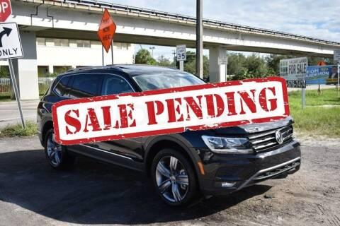 2020 Volkswagen Tiguan for sale at STS Automotive - Miami, FL in Miami FL