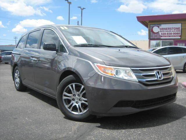 2011 Honda Odyssey for sale at Cornerstone Auto Sales in Tucson AZ