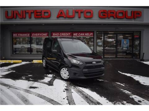 2016 Ford Transit Connect Cargo for sale at United Auto Group in Putnam CT