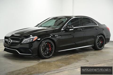 2016 Mercedes-Benz C-Class for sale at Modern Motorcars in Nixa MO