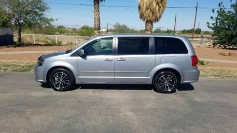 2015 Dodge Grand Caravan for sale at Ryan Richardson Motor Company in Alamogordo NM