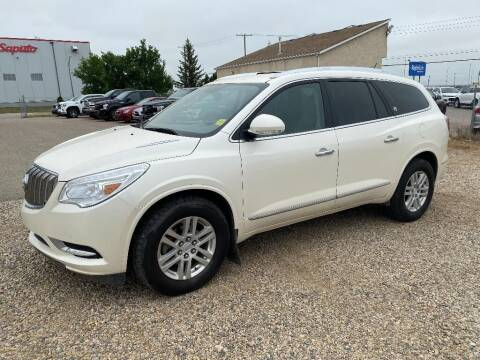 2014 Buick Enclave for sale at FAST LANE AUTOS in Spearfish SD