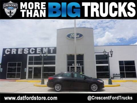 2018 Ford Focus for sale at Crescent Ford in Harahan LA