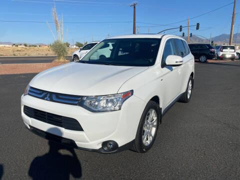 2014 Mitsubishi Outlander for sale at SPEND-LESS AUTO in Kingman AZ