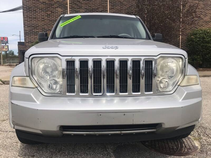 2008 Jeep Liberty 4x4 Limited 4dr SUV - Cleveland OH