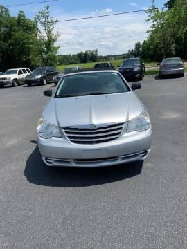 2010 Chrysler Sebring for sale at Thoroughbred Motors LLC in Florence SC